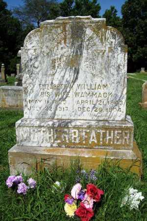 WAMMACK, WILLIAM - Benton County, Arkansas | WILLIAM WAMMACK - Arkansas Gravestone Photos