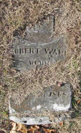 WANN, ROBERT - Benton County, Arkansas | ROBERT WANN - Arkansas Gravestone Photos