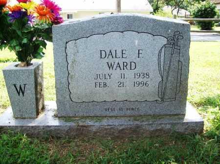WARD, DALE F. - Benton County, Arkansas | DALE F. WARD - Arkansas Gravestone Photos