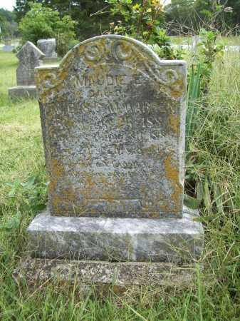 WARREN, MAUDIE E. - Benton County, Arkansas | MAUDIE E. WARREN - Arkansas Gravestone Photos