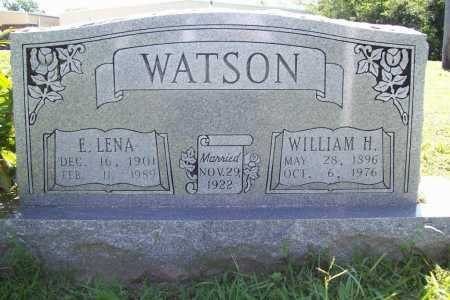 SCOTT WATSON, E. LENA - Benton County, Arkansas | E. LENA SCOTT WATSON - Arkansas Gravestone Photos