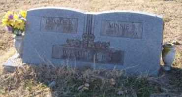 WEATHERS, CHARLES - Benton County, Arkansas | CHARLES WEATHERS - Arkansas Gravestone Photos