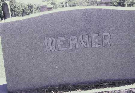 WEAVER, FAMILY - Benton County, Arkansas | FAMILY WEAVER - Arkansas Gravestone Photos