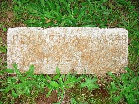 WEBB, PERMEILA A. - Benton County, Arkansas   PERMEILA A. WEBB - Arkansas Gravestone Photos