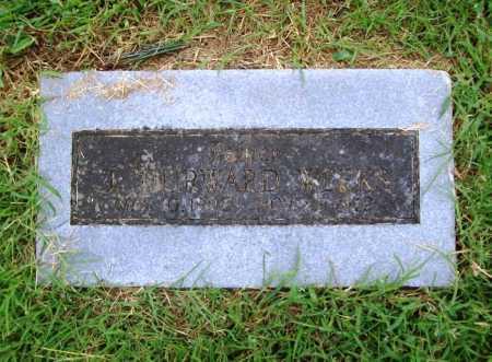WEEKS, J. DURWARD - Benton County, Arkansas   J. DURWARD WEEKS - Arkansas Gravestone Photos