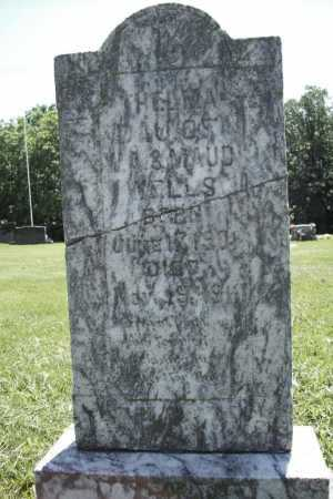 WELLS, THELMA - Benton County, Arkansas | THELMA WELLS - Arkansas Gravestone Photos