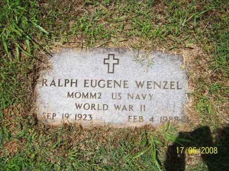 WENZEL (VETERAN WWII), RALPH EUGENE - Benton County, Arkansas | RALPH EUGENE WENZEL (VETERAN WWII) - Arkansas Gravestone Photos