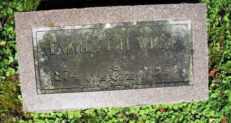 WEST, EMMETT H. - Benton County, Arkansas | EMMETT H. WEST - Arkansas Gravestone Photos