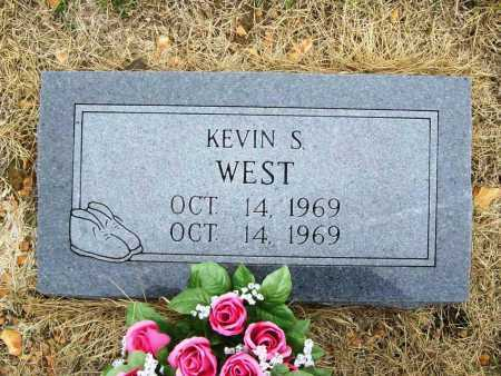 WEST, KEVIN S. - Benton County, Arkansas | KEVIN S. WEST - Arkansas Gravestone Photos
