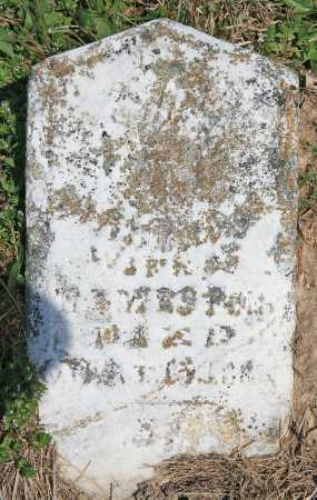 WESTON, MARTHA M. - Benton County, Arkansas | MARTHA M. WESTON - Arkansas Gravestone Photos