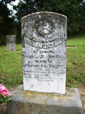 WESTON, R. E. - Benton County, Arkansas | R. E. WESTON - Arkansas Gravestone Photos