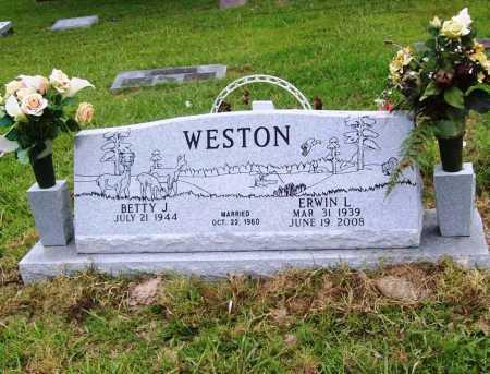 "WESTON (VETERAN), ERWIN LEE ""TED"" - Benton County, Arkansas | ERWIN LEE ""TED"" WESTON (VETERAN) - Arkansas Gravestone Photos"