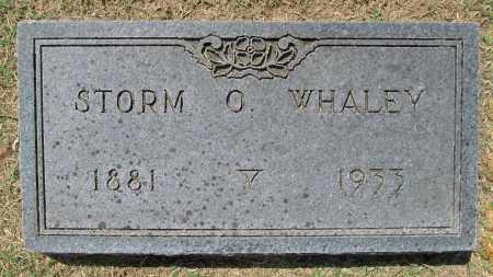 WHALEY (2), STORM O. - Benton County, Arkansas | STORM O. WHALEY (2) - Arkansas Gravestone Photos