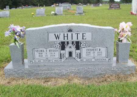 WHITE, EVERETT ROOSEVELT - Benton County, Arkansas | EVERETT ROOSEVELT WHITE - Arkansas Gravestone Photos