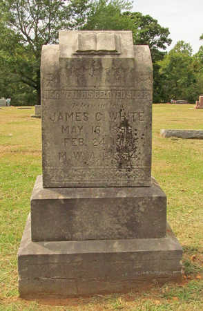 WHITE, JAMES C - Benton County, Arkansas | JAMES C WHITE - Arkansas Gravestone Photos