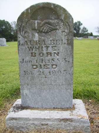 WHITE, LAURA BELL - Benton County, Arkansas | LAURA BELL WHITE - Arkansas Gravestone Photos