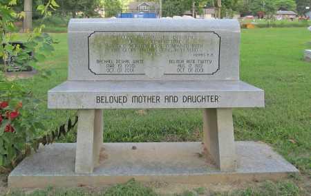 WHITE, RACHEL DESHAE - Benton County, Arkansas   RACHEL DESHAE WHITE - Arkansas Gravestone Photos