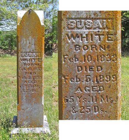 WHITE, SUSAN - Benton County, Arkansas | SUSAN WHITE - Arkansas Gravestone Photos