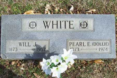 WHITE, WILL J. - Benton County, Arkansas | WILL J. WHITE - Arkansas Gravestone Photos