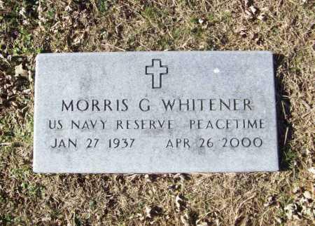 WHITENER (VETERAN), MORRIS GURDEN - Benton County, Arkansas | MORRIS GURDEN WHITENER (VETERAN) - Arkansas Gravestone Photos