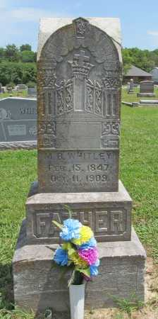 WHITLEY, M. B. - Benton County, Arkansas | M. B. WHITLEY - Arkansas Gravestone Photos