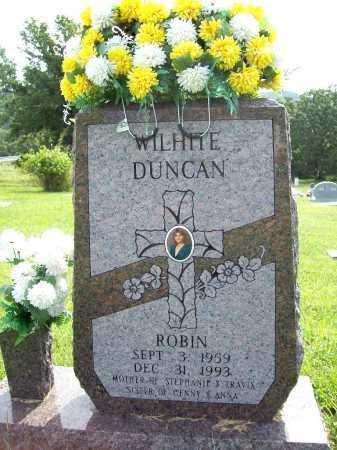 WILHITE, ROBIN - Benton County, Arkansas | ROBIN WILHITE - Arkansas Gravestone Photos