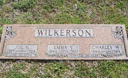 WILKERSON, CHARLEY W. - Benton County, Arkansas | CHARLEY W. WILKERSON - Arkansas Gravestone Photos