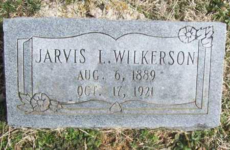 WILKERSON, JARVIS L. - Benton County, Arkansas | JARVIS L. WILKERSON - Arkansas Gravestone Photos