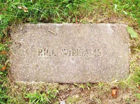 WILLIAMS, BILL - Benton County, Arkansas   BILL WILLIAMS - Arkansas Gravestone Photos