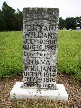WILLIAMS, BRYAN - Benton County, Arkansas   BRYAN WILLIAMS - Arkansas Gravestone Photos