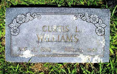 WILLIAMS, CURTIS L. - Benton County, Arkansas | CURTIS L. WILLIAMS - Arkansas Gravestone Photos