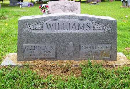 DEVAULT WILLIAMS, GLENOLA B. - Benton County, Arkansas | GLENOLA B. DEVAULT WILLIAMS - Arkansas Gravestone Photos
