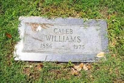WILLIAMS, CALEB - Benton County, Arkansas   CALEB WILLIAMS - Arkansas Gravestone Photos