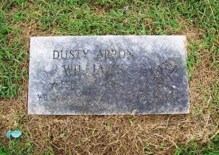 WILLIAMS, DUSTY ARRON - Benton County, Arkansas   DUSTY ARRON WILLIAMS - Arkansas Gravestone Photos
