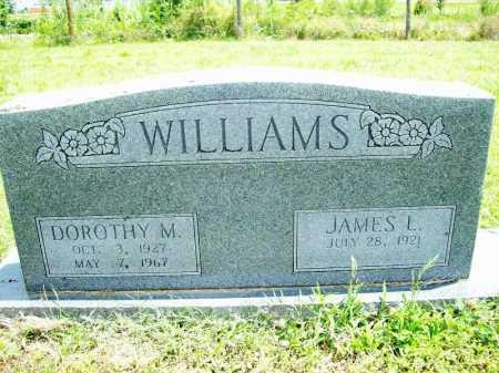 WILLIAMS, DOROTHY M. - Benton County, Arkansas | DOROTHY M. WILLIAMS - Arkansas Gravestone Photos