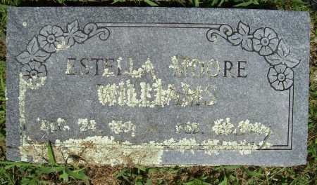 MOORE WILLIAMS, ESTELLA - Benton County, Arkansas | ESTELLA MOORE WILLIAMS - Arkansas Gravestone Photos