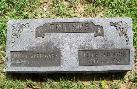 WILLIAMS, ELLEN - Benton County, Arkansas | ELLEN WILLIAMS - Arkansas Gravestone Photos