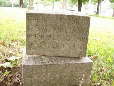 WILLIAMS, FREDDIE D. - Benton County, Arkansas | FREDDIE D. WILLIAMS - Arkansas Gravestone Photos