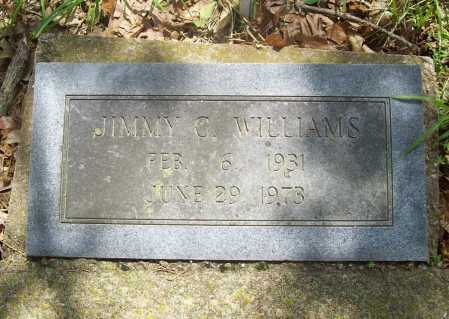 WILLIAMS, JIMMY C. - Benton County, Arkansas | JIMMY C. WILLIAMS - Arkansas Gravestone Photos
