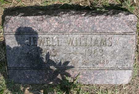WILLIAMS, JEWELL - Benton County, Arkansas | JEWELL WILLIAMS - Arkansas Gravestone Photos