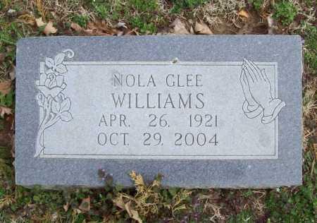 DEAN WILLIAMS, NOLA GLEE - Benton County, Arkansas | NOLA GLEE DEAN WILLIAMS - Arkansas Gravestone Photos