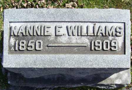 OAKLEY, NANNIE E. - Benton County, Arkansas | NANNIE E. OAKLEY - Arkansas Gravestone Photos