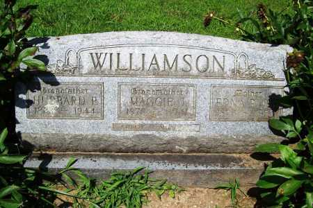 WILLIAMSON, EDNA RUTH - Benton County, Arkansas | EDNA RUTH WILLIAMSON - Arkansas Gravestone Photos