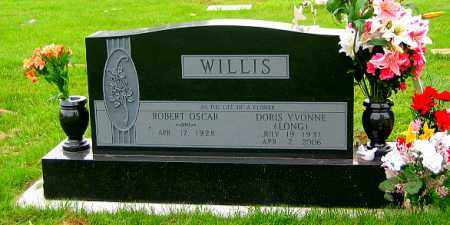 LONG WILLIS, DORIS YVONNE - Benton County, Arkansas | DORIS YVONNE LONG WILLIS - Arkansas Gravestone Photos