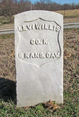 WILLIS (VETERAN UNION), LEVI - Benton County, Arkansas | LEVI WILLIS (VETERAN UNION) - Arkansas Gravestone Photos
