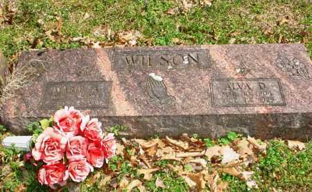 CLEMENT WILSON, MARIE ANNIS - Benton County, Arkansas | MARIE ANNIS CLEMENT WILSON - Arkansas Gravestone Photos