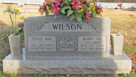 WILSON, JENNIE MAE - Benton County, Arkansas | JENNIE MAE WILSON - Arkansas Gravestone Photos
