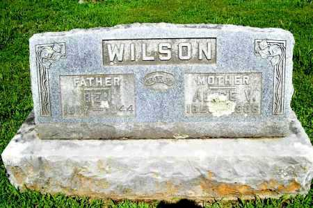 WILSON, ALICE VIOLA - Benton County, Arkansas | ALICE VIOLA WILSON - Arkansas Gravestone Photos
