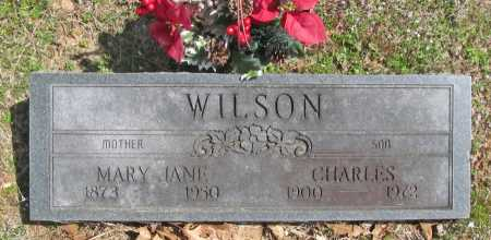 WILSON, MARY JANE - Benton County, Arkansas | MARY JANE WILSON - Arkansas Gravestone Photos