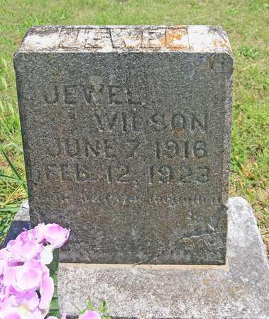 WILSON, JEWEL - Benton County, Arkansas | JEWEL WILSON - Arkansas Gravestone Photos
